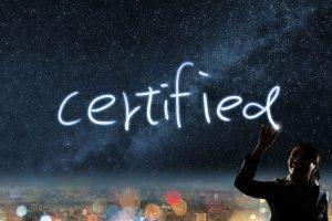 ISO certificering behalen